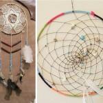 Native American Dream Catchers in Decorating