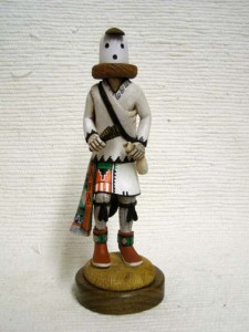 Eototo Powamuya Ceremonial Doll - Bean Dance Ceremony