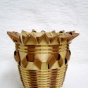 Varieties of Native American Made Baskets
