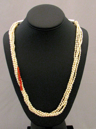 Hopi Pearl Necklace