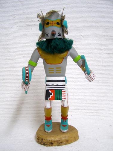 Racer Katsina Native American Hopi
