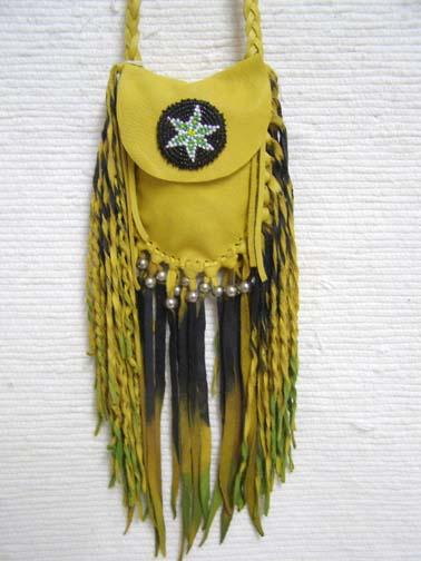 Native American Medicine Bag
