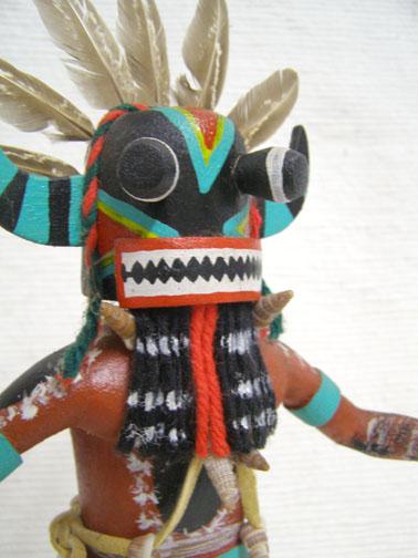 Broadface Kachina Katsina