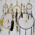 Enjoy Peaceful Sleep with a Navajo Made Dreamcatcher