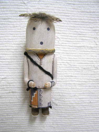 Hopi Carved Eototo Katsina Doll