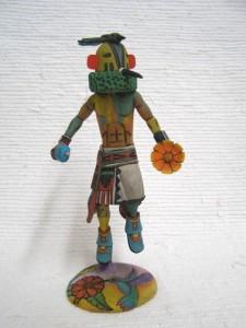 Hopi Hummingbird Katsina Doll