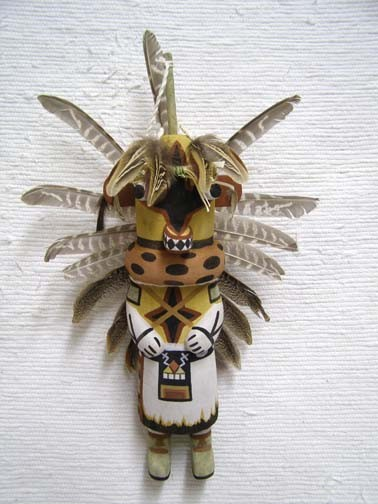 Learn About the Hunter Katsinam
