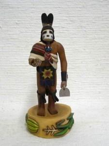 Hopi carved planting katsina doll