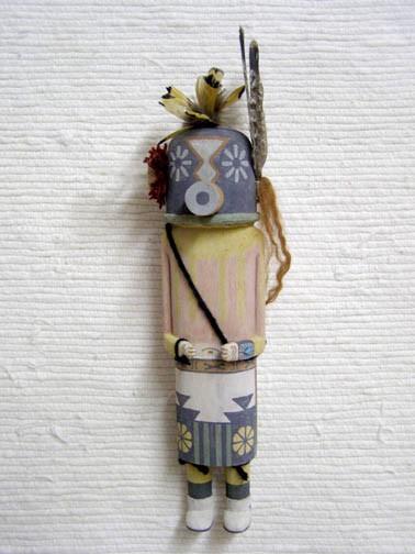 hopi carved traditional corn dancer