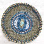Chippewa made basket