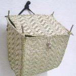 Hopi made burden basket