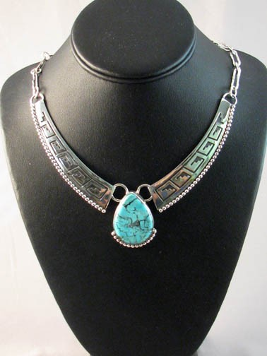 The Use of Turquoise in Native American Jewelry