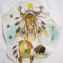 History of Native American Hide Painting
