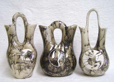 The Native American Wedding Vase