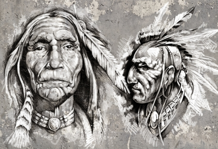 Native American tattoos have always been rich in meaning and in artistry and they have helped shape the body art industry of today.