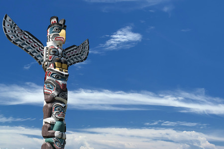 Native Americans and Totem Poles