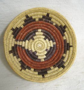 Native American Wedding Basket