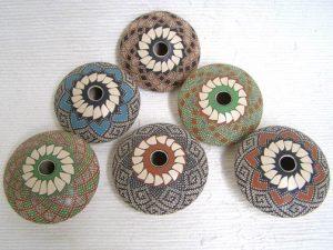Native American Seed Pots