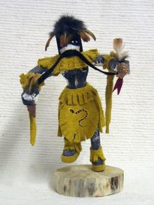 Snake Dancer Katsina Doll