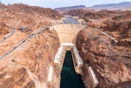 Hoover Dam Scenery