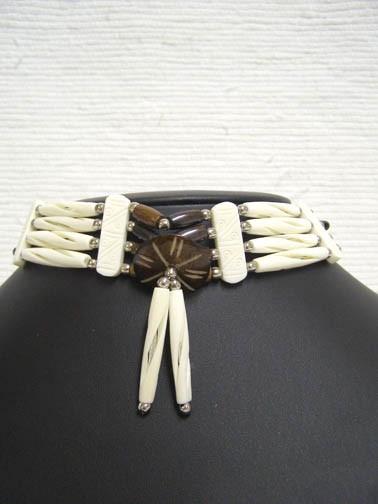 A Closer Look at the Native American Bone Choker
