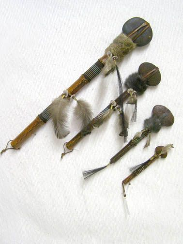 Native American Stone Tomahawks