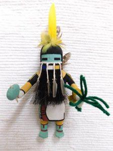 long hair kachina